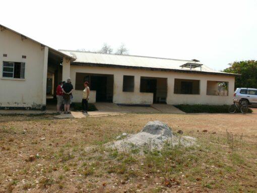2006 Projektbericht aus Chibombo